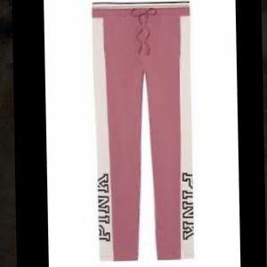 New in bag Pink lightweight taper leg sweatpants